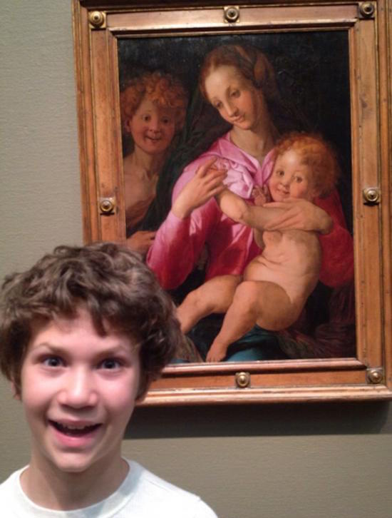 funny-photos-of-museum-lookalikes-museum-doppelgangers-kid-baby