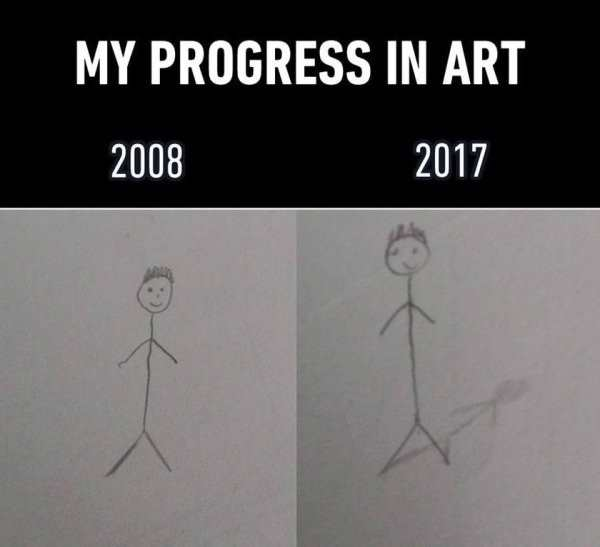 silly-photos-of-progress-in-art